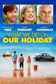 Andy Hamilton & Guy Jenkin - What We Did on Our Holiday  artwork