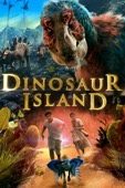Matt Drummond - Dinosaur Island  artwork
