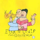 Ella & Louis Sing Gershwin - Our Love Is Here to Stay cover art