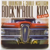 Charlie McGettigan & Paul Harrington - Rock 'N' Roll Kids artwork