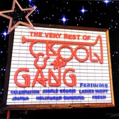 The Very Best of Kool & The Gang - Kool & The Gang Cover Art