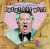 Cover to Jerry Clower's Jerry Clower's Greatest Hits