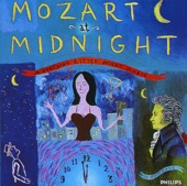 Various Artists - Mozart at Midnight: A Soothing Little Night Music  artwork