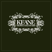 Keane - Somewhere Only We Know kunstwerk