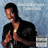 Cover to Eddie Murphy's Comedian (Live)