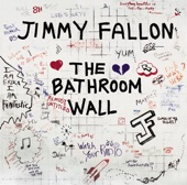 Cover to Jimmy Fallon's The Bathroom Wall