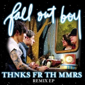 Thnks Fr Th Mmrs Remix - EP cover art