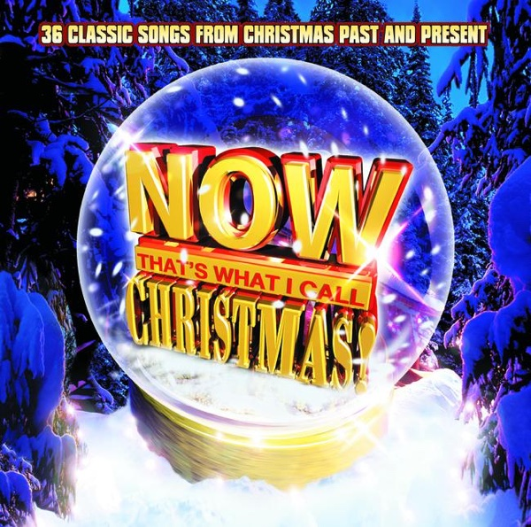 Now Thats What I Call Christmas Various Artists CD cover