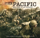 The Pacific (Music from the HBO Miniseries) cover art