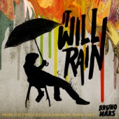 Bruno Mars - It Will Rain artwork