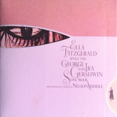 Ella Fitzgerald Sings the George & Ira Gershwin Song Book cover art