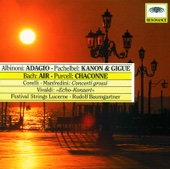 Adagio for Strings and Organ in G Minor - Arr. Remo Giazotto - Transcr. A. Lagoya