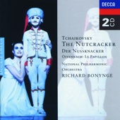 London Symphony Orchestra, National Philharmonic Orchestra & Richard Bonynge - Tchaikovsky: The Nutcracker - Offenbach: Le Papillon  artwork
