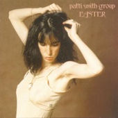 Patti Smith Group - Because the Night artwork