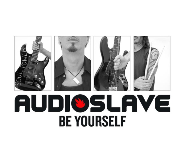 Be Yourself International Version - EP Audioslave CD cover