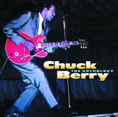 Chuck Berry - The Anthology  artwork