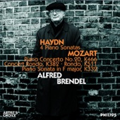 Haydn: 4 Piano Sonatas - Mozart: Piano Sonata No. 12 & Piano Concerto No. 20