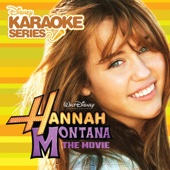 Download Hannah Montana The Movie Karaoke - The Climb (Instrumental)
