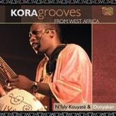 Kora Grooves from West Africa - N'Faly Kouyaté & Dunyakan