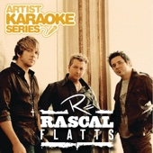 Artist Karaoke Series: Rascal Flatts cover art