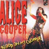 Blood On My Chopper (Live) - EP cover art