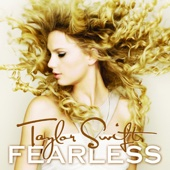 Taylor Swift - Fearless  artwork