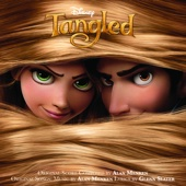 Tangled (Soundtrack from the Motion Picture) - Alan Menken Cover Art