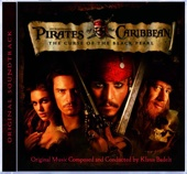 Pirates of the Caribbean: The Curse of the Black Pearl (Original Soundtrack) - Klaus Badelt Cover Art