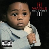 Lil Wayne - Tha Carter III  artwork