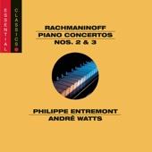 Philippe Entremont, André Watts & New York Philharmonic - Rachmaninoff: Piano Concertos Nos. 2 & 3  artwork