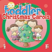 30 Toddler Christmas Carols, Vol.2 - The Countdown Kids