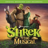 Shrek: The Musical (Bonus Track Version) - Various Artists Cover Art