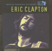 Martin Scorsese Presents the Blues: Eric Clapton cover art