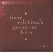 New Edition's Greatest Hits, Vol. 1 - New Edition Cover Art