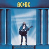 Who Made Who cover art