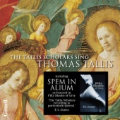 Spem in alium - Peter Phillips & The Tallis Scholars