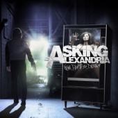 Asking Alexandria - The Death of Me (Rock Mix) artwork