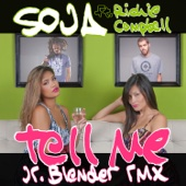 Tell Me (Jr Blender RMX) [feat. Richie Campbell]
