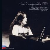 ラ.カンパネラ(パガニーニによる大練習曲 S.141 第3番)
