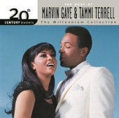 Marvin Gaye & Tammi Terrell - 20th Century Masters - The Millennium Collection: The Best of Marvin Gaye & Tammi Terrell  artwork