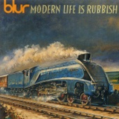 Modern Life Is Rubbish cover art