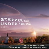 Under the Dome: A Novel (Unabridged) - Stephen King Cover Art