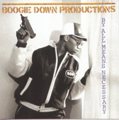 Boogie Down Productions - My Philosophy artwork