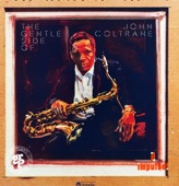 John Coltrane - The Gentle Side of John Coltrane  artwork