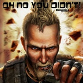 Oh No You Didn't! (Mercenaries 2 Anthem) - Single cover art