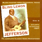 The Complete Classic Sides Remastered: Atlanta & Chicago 1926 Disc B