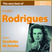 The Very Best of Amélia Rodriguez, Vol. 2 - Saudades de Amalia