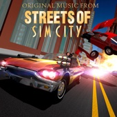 Streets of Sim City (Original Music from) cover art