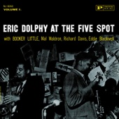 At the Five Spot, Vol. 1 (With Booker Little, Mal Waldron, Richard Davis, and Eddie Blackwell)