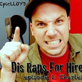 Dis Raps for Hire - EP. 1: Charles cover art